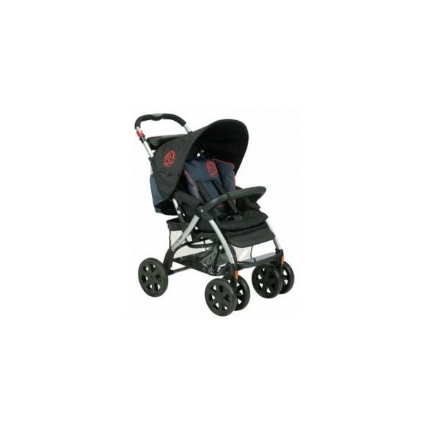 Cochecito beb 4 ruedas reclinable costa del sol alquiler carrito bebe - Alquiler coche con silla bebe ...