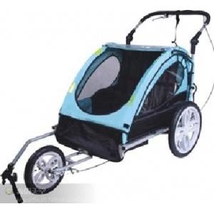 Carrito de bebe para jogging / Remolque bici - Fuertentura
